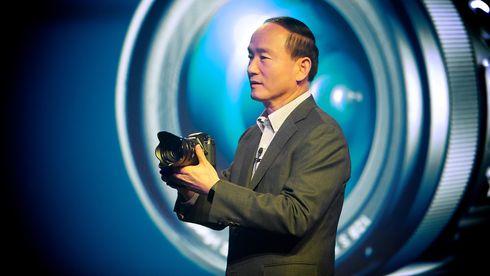 Samsung med lynraskt proffkamera