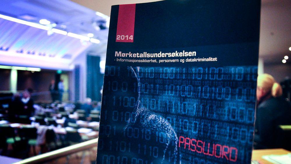 Mørketallsundersøkelsen 2014 ble presentert av blant annet FFI, Kripos og Næringslivets sikkerhetsråd.
