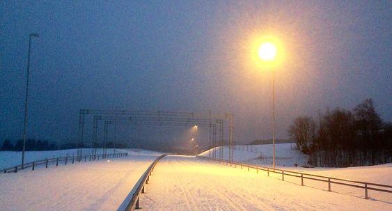 Innbyggerne i Indre Østfold hadde landets feteste og desidert dyreste skiløype i fjor vinter, da det viste seg at nye E18 i Eidsberg ikke kunne åpnes.