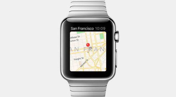 Apple lanserte den nye smartklokken Apple Watch.