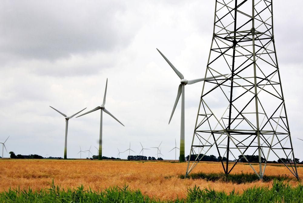 Fjernstyring: Teknologien for fjernstyring av vindkraftverk er nå så godt utviklet at Statkraft tror de kan levere regulerkraft med vindturbinene på15 minutters varsel i Tyskland.