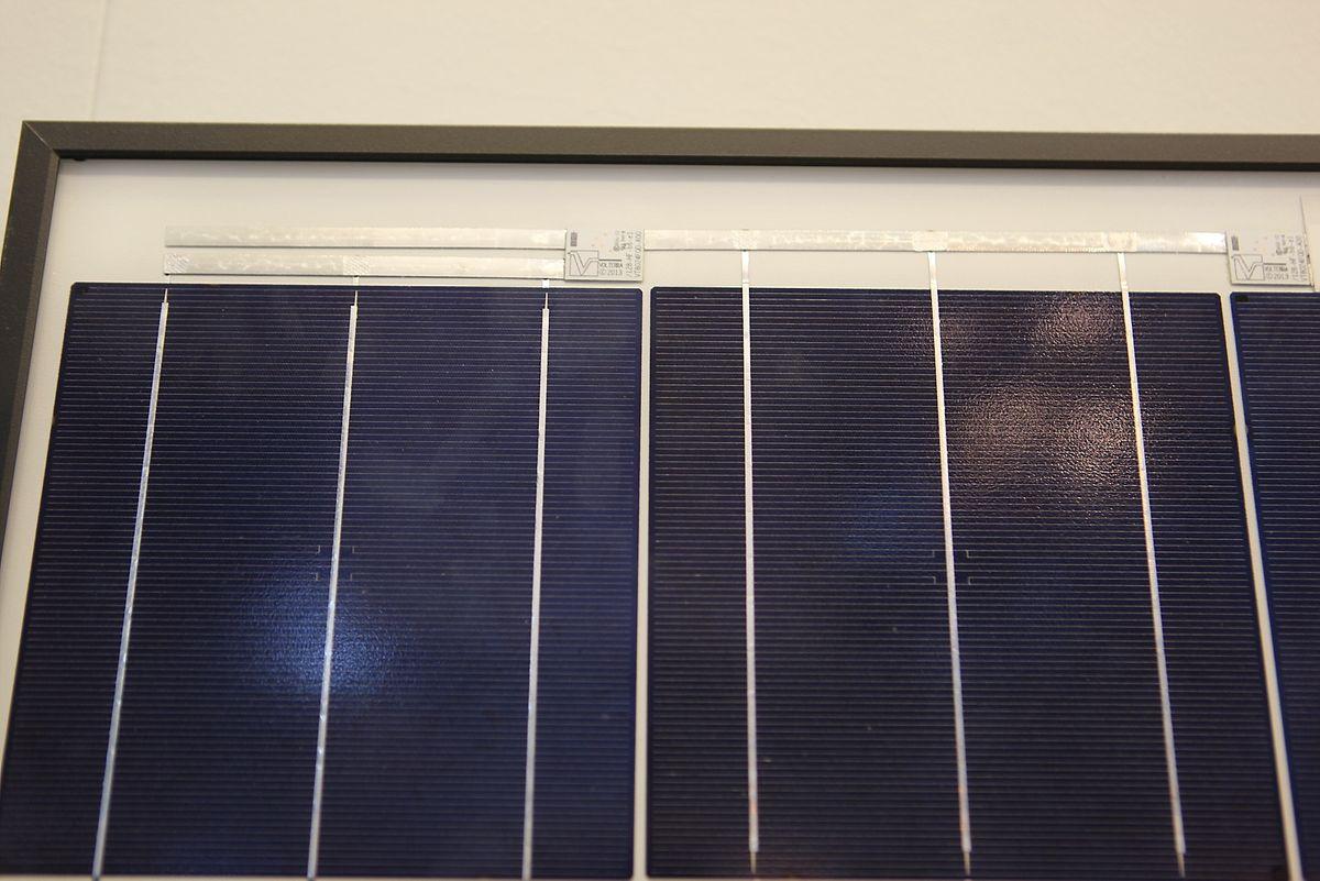 Gjennomsiktig solcelle lager strøm av usynlig lys Tu.no