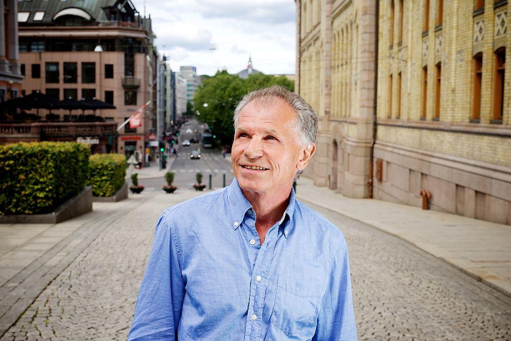 Travel: Øistein Hagen er godt forberedt på pensjonisttilværelsen. Men fri kommer han ikke til å ta seg.