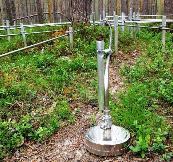 Den nyeste av seks målestasjoner i Norge som har som primæroppgave å overvåke Prøvestansavtalen ligger i et område som heter Brannmoen i Bardufoss i Målselv kommune i Troms.