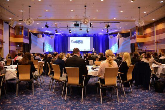 Rekrutteringskonferansen ble arrangert i Stavanger onsdag.