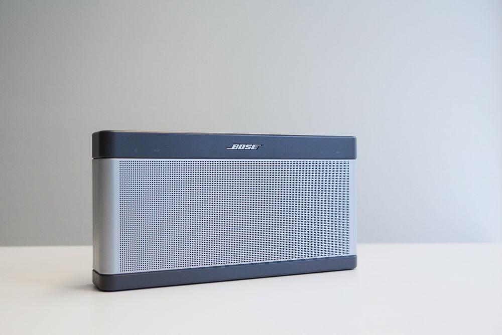 Bassisten: Bose Bluetooth Speaker III er høyttaleren som spiller høyest, med det fyldigste lydbildet og med mest trøkk i bassen. Men den kunne ha hatt litt mer diskant.