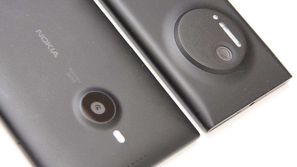 Et av hodene bak Nokias PureView-kameraer går til Apple.