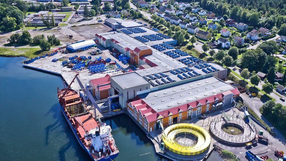 Parker Scanrope i Tønsberg legger ned produksjonen av kabler og kontrollkabler.