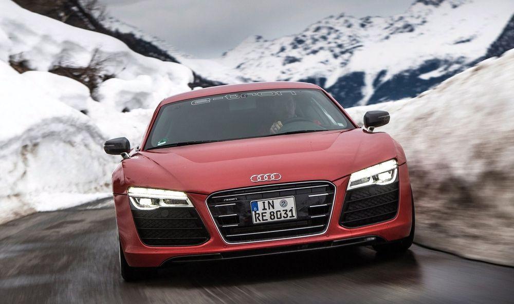 Konseptversjonen av Audi R8 e-tron får en serieprodusert etterfølger.