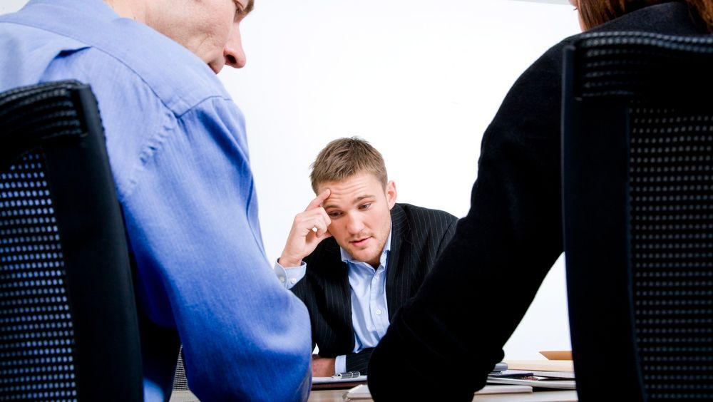 Nitos undersøkelse viser at en av sju menn blir spurt om helse. Det er ikke lov, ifølge Arbeidsmiljøloven.