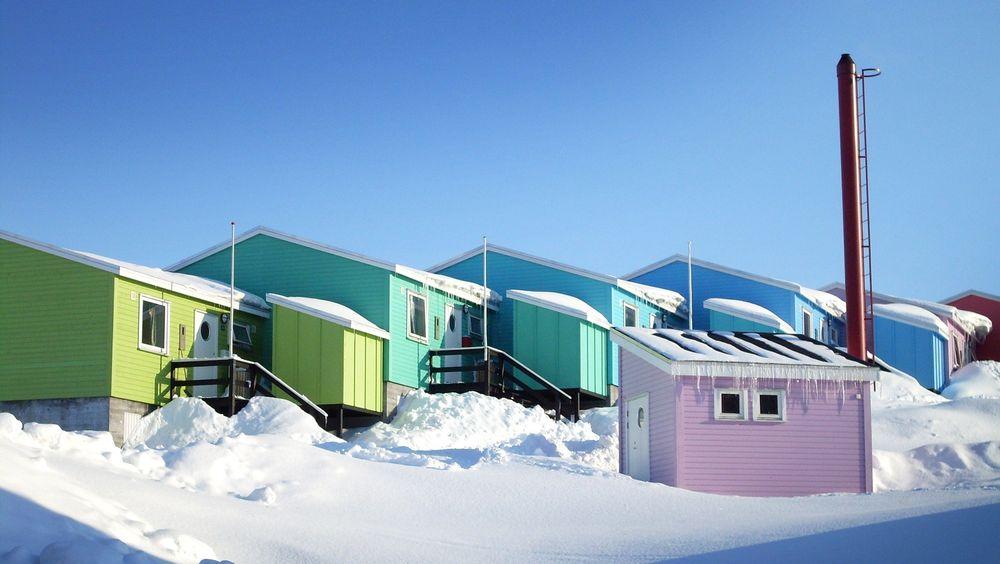 Bachelor i arktiske anlegg er tittelen på ett av Universitetet i Tromsøs nye studier.