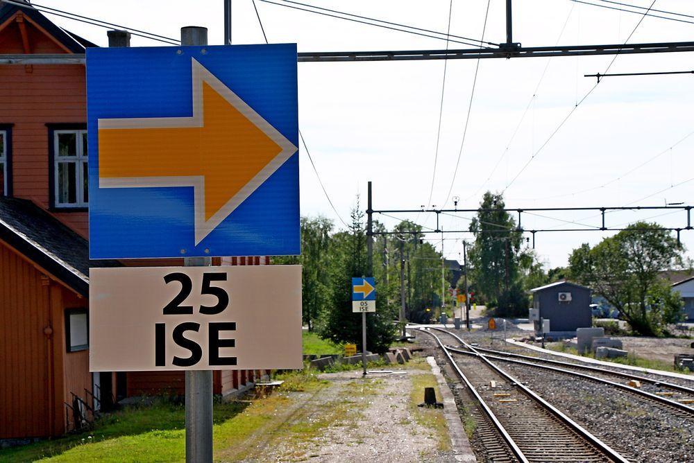 Ved innføringen av ERTMS erstattes dagens lyssignaler med digitale løsninger.