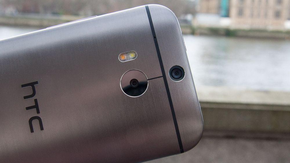 Kameraet ved fotolyset tar bilder i fire megapikslers oppløsning. Kameraet øverst på telefonen brukes kun til å legge til dybdeinformasjon i bildedataene.