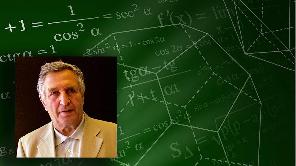 Den russiske matematikeren Yakov G. Sinai (78), som er professor ved Princeton-universitetet og tilknyttet Landau-instituttet for teoretisk fysikk ved Det russiske vitenskapsakademi, er tildelt årets Abelpris.
