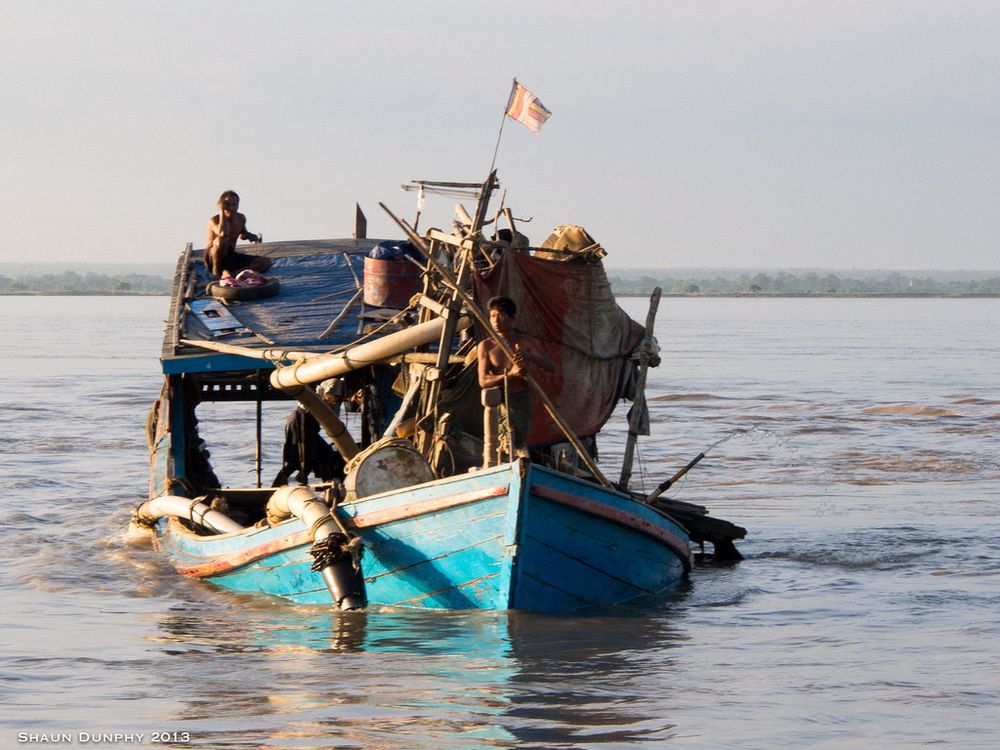 Statoil skal i gang med operasjoner offshore Myanmar. (Illustrasjonsfoto)