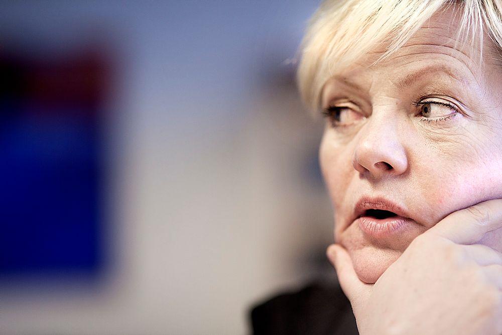 Kristin Halvorsen er ansatt som ny direktør for Cicero Senter for klimaforskning.