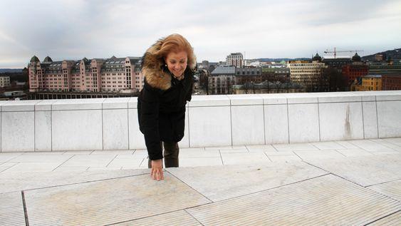 Operaen professor Lucia Toniolo
