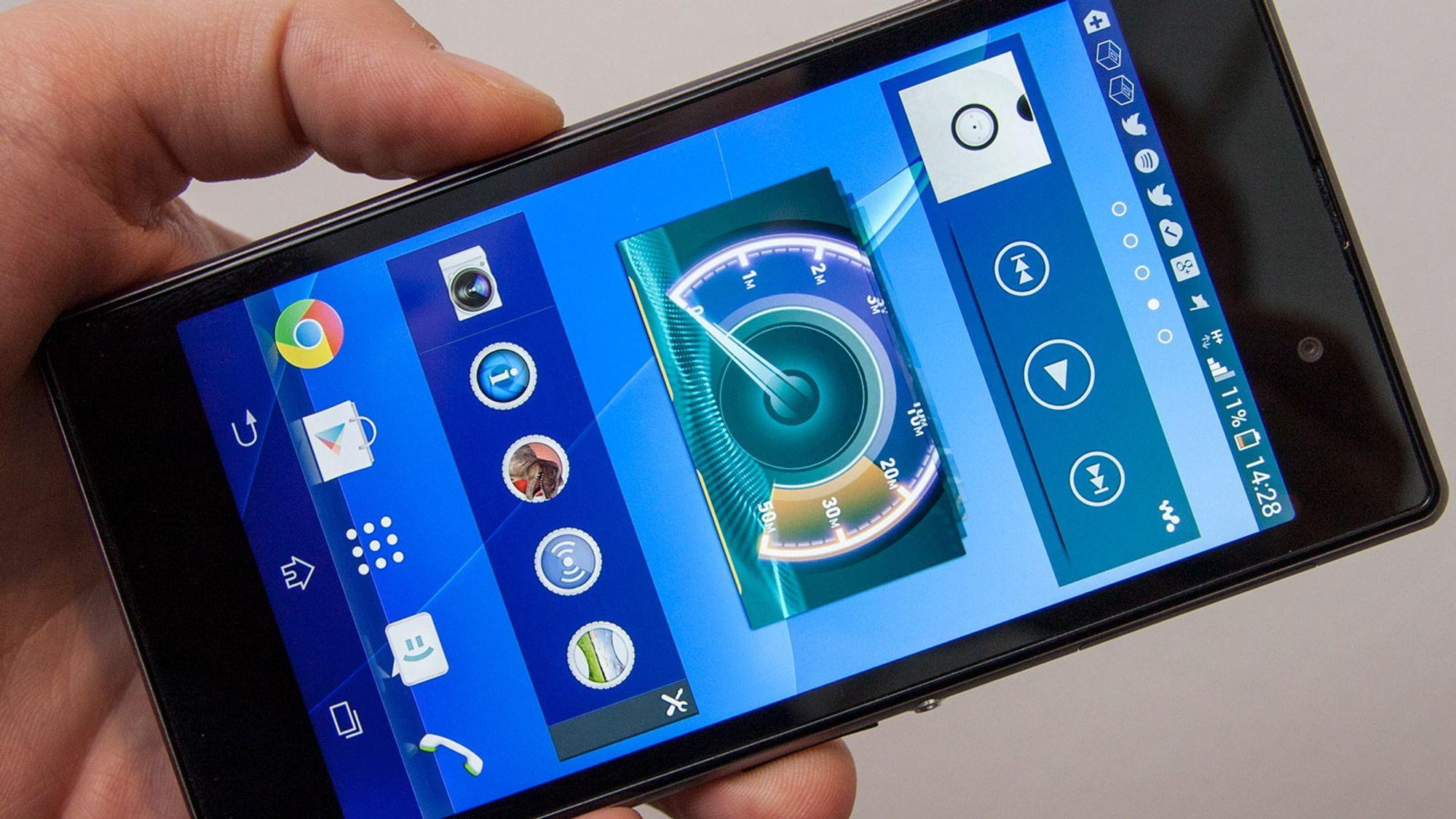 Hva er ram på mobil