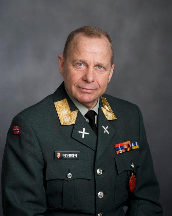 Cybersjef og generalmajor Odd Egil Pedersen.