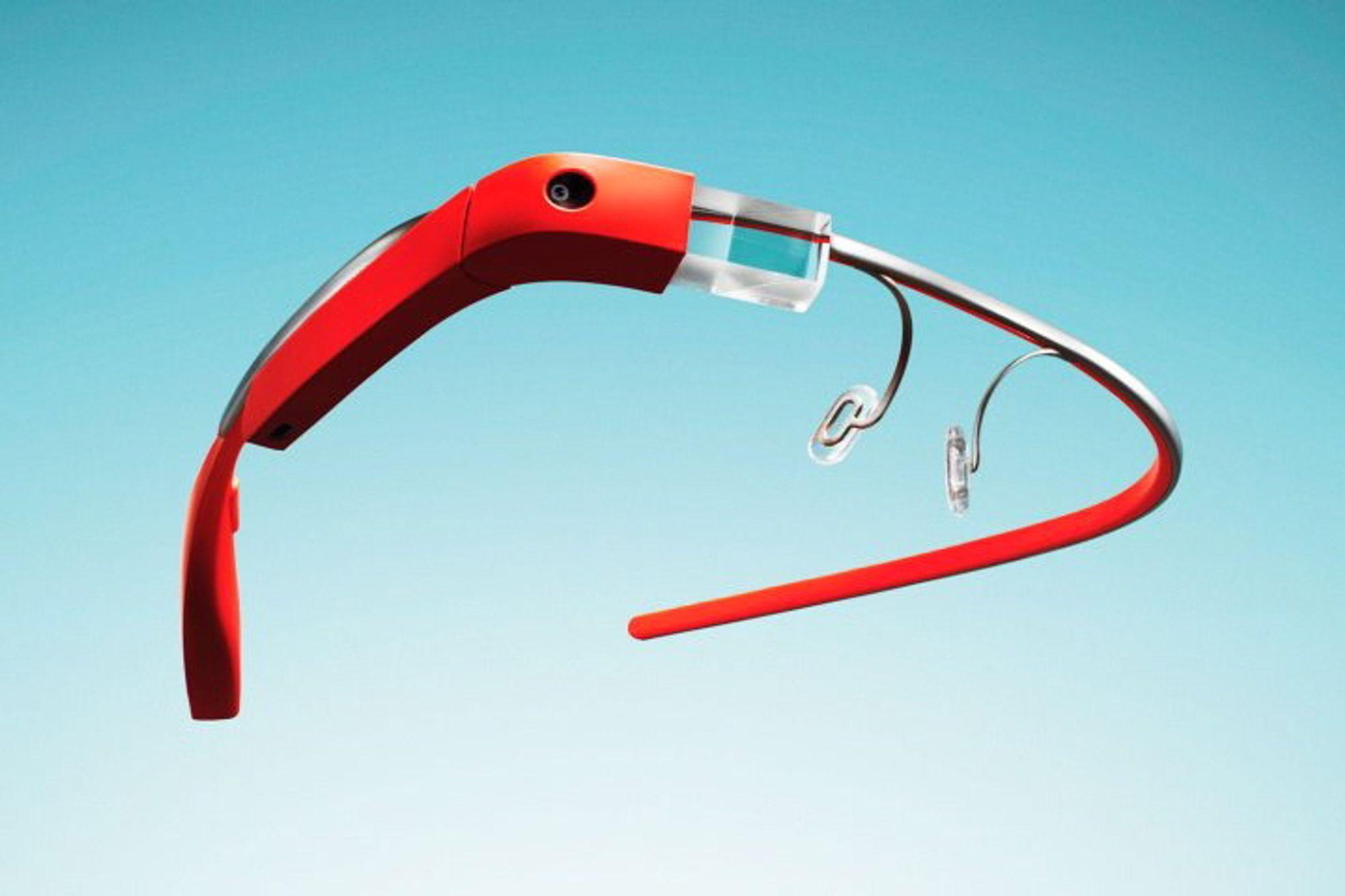 Bladet Time kåret tidligere i år brillen Google Glass til en av årets innovasjoner i 2012.