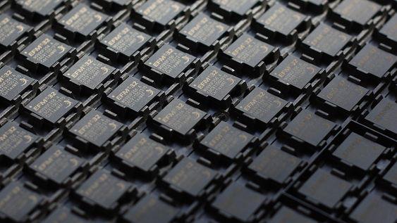 Databrikkene fra tidligere Energy Micro har hatt suksess i markedet.