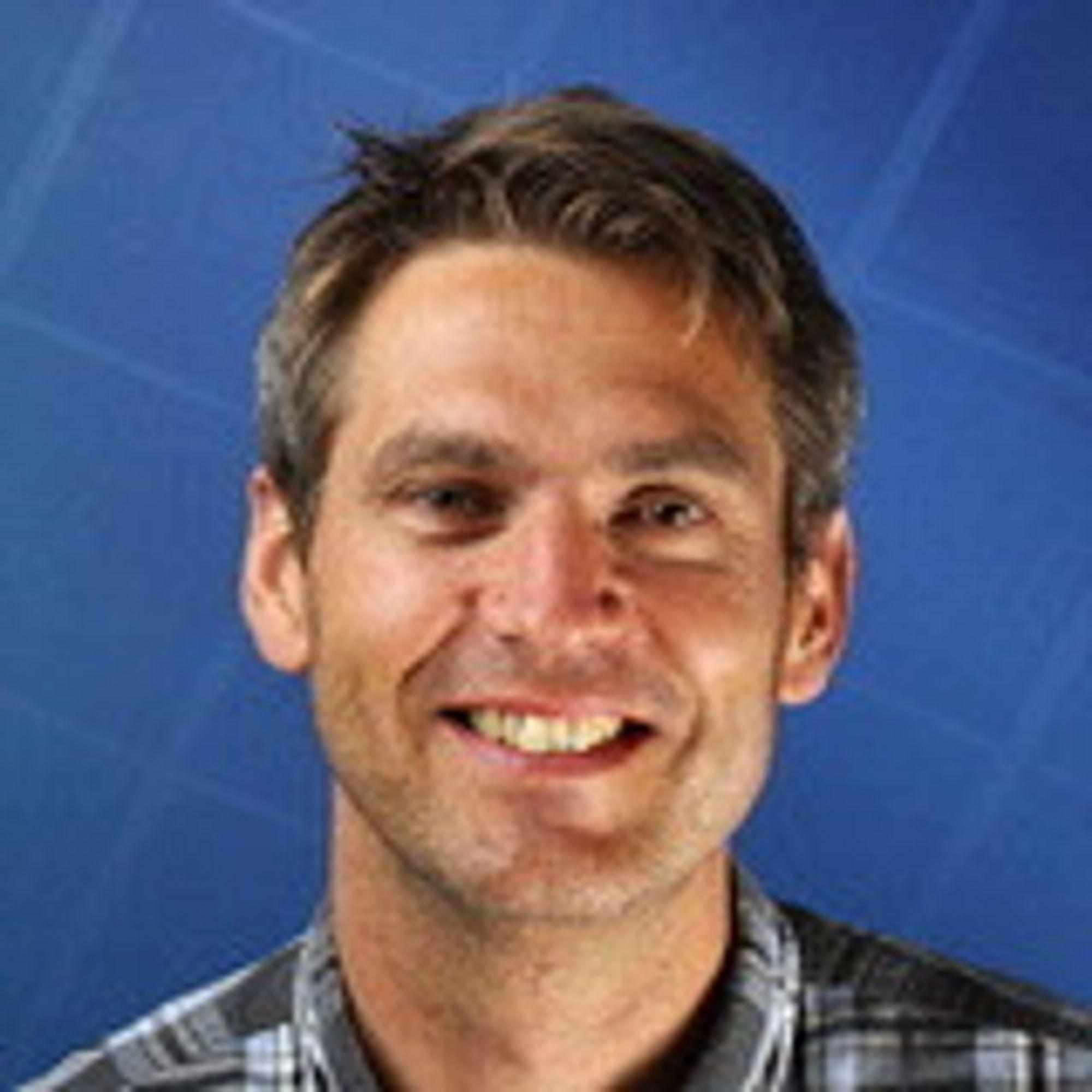 """Eirik Jørgensen er utviklingsdirektør i Silicon Labs """"MCU and Wireless""""-avdeling i Nydalen i Oslo."""