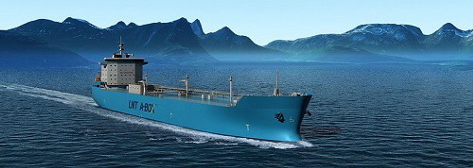 LNG-skip frakter flytende naturgass ved svært lav temperatur for å komprimere gassvolumet. Naturgass består primært av metan og har miljøfordeler sammenlignet med andre fossile brennstoff.