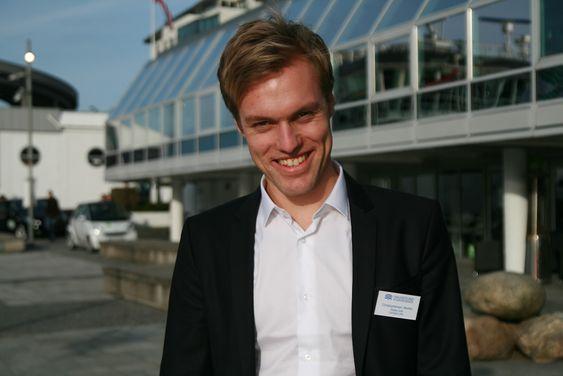 Markedet for flytende naturgass er betydelig, mener Morten A. Christophersen som leder CONNECT LNG.