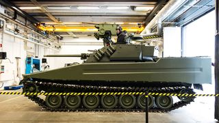 Her er Norges nye panservogn