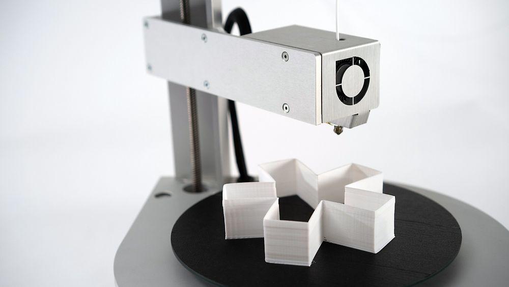 Alta er en enkel, robust 3D-printer som skal kunne brukes av flere enn printerentusiastene.