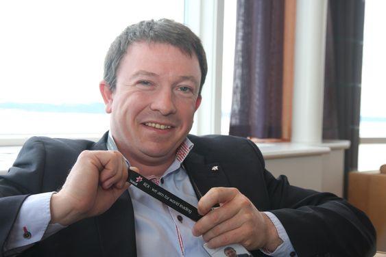 Mål: Økt utvinningsgrad er ett av hovedfokusområdene til fForskningssjef Karl Johnny Hersvik i Statoil.
