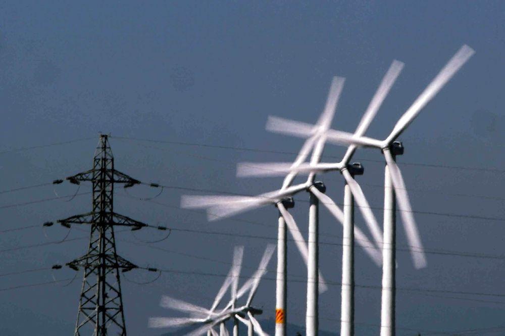Sverige slo to vindkraftrekorder sist helg.