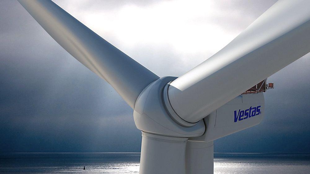 Verdens kraftigste vindmølle har satt verdensrekord.