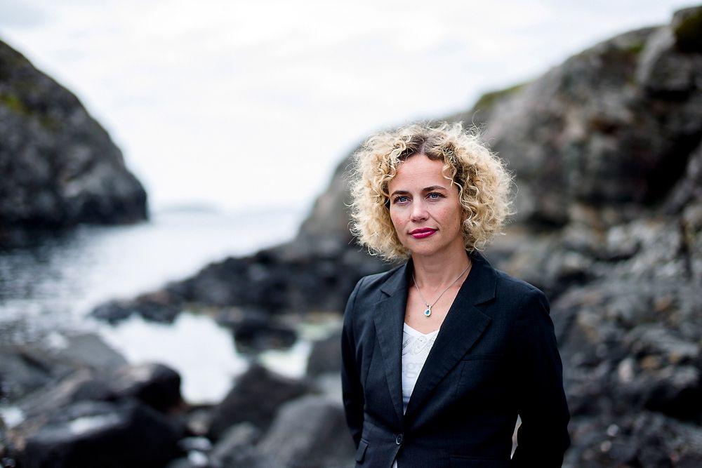 Linn Cecilie Moholt har vært nødt til å sende generelt permitteringsvarsel til sine ansatte. – Det verste med å være leder, sier hun til Teknisk Ukeblad.