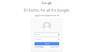 Derfor har Norge krevd brukerdata fra 68 Google-kontoer