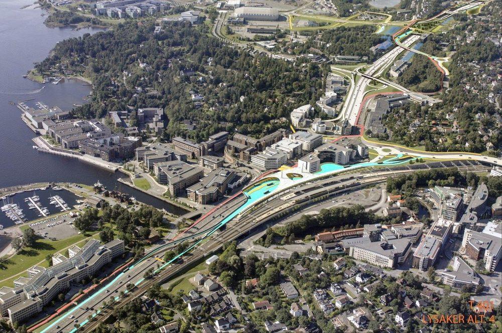 E18 Vestkorridoren har vært en trafikkpropp i flere tiår, og fremdeles er man uenige om hvordan man skal løse trafikkutfordringene.