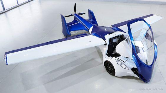 Aeromobil prototyp 3.0