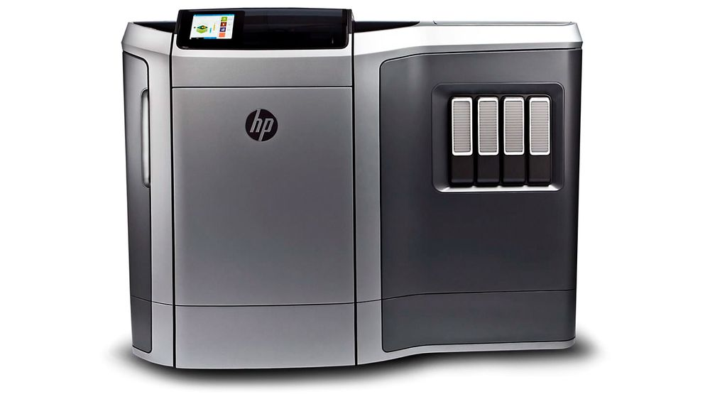 Denne printer i tre dimensjoner: HP dundrer inn i markedet for 3D-printere, og det ser ut om de har gjort hjemmeleksa.