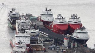 Rapport: Bergen havn vil ha aller størst utbytte av landstrøm