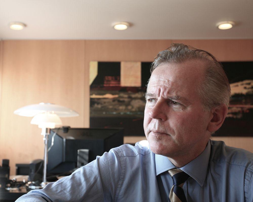 STRID: Ole Petter Ottersen har ikke gått klar av konflikter i sin tid som rektor. Han vil si minst mulig om saken der prorektor Ruth Vatvedt Fjeld gikk av etter å ha mistet sentrale arbeidsoppgaver. I kjølvannet av dette har både professorer og studenter tatt til orde for at saken bør utløse nyvalg av rektor og prorektor.