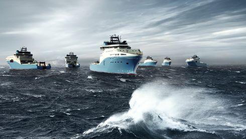 Nye norske leverandører på Maersk-bestilling