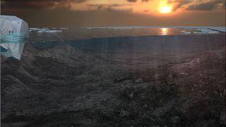 Nye sensorstasjoner skal overvåke metanutslipp på havbunnen i Arktis
