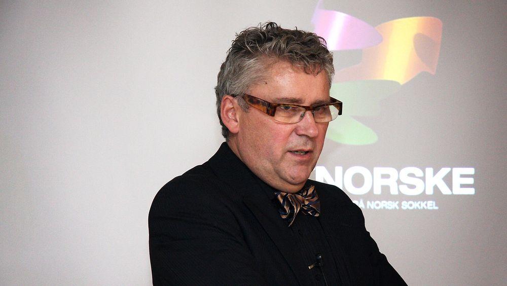 Det norske-sjef Erik Haugane mener det er greit at vi er dyrest i Norge, så lenge vi er best.