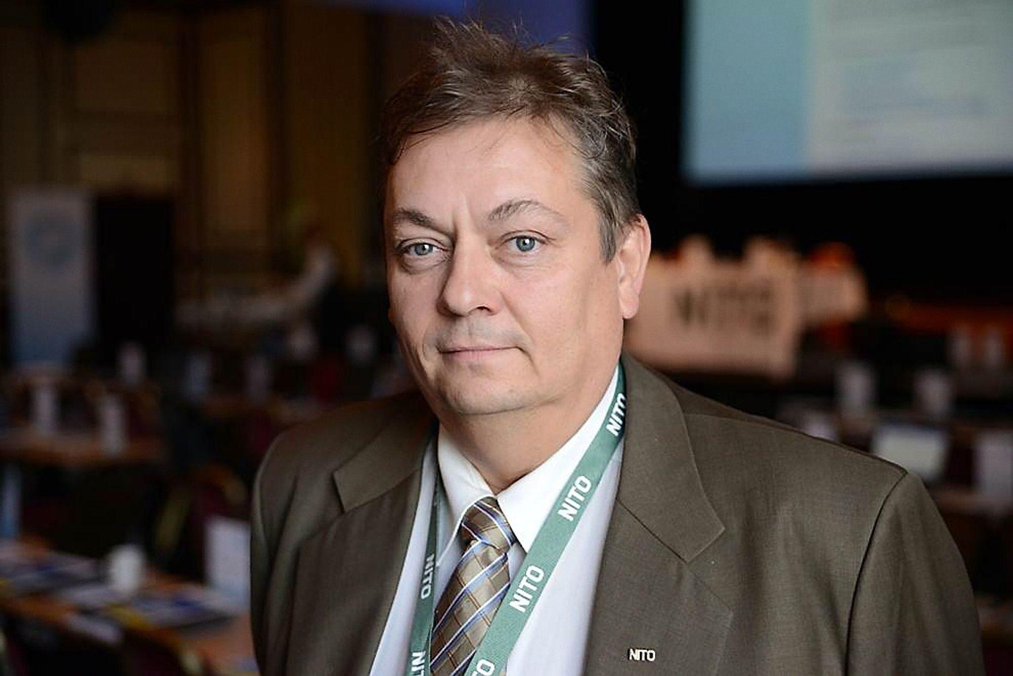 NITO-president Trond Markussen ser gjerne at den neste Statoil-sjefen er en ingeniør eller teknolog, og aller helst norsk.