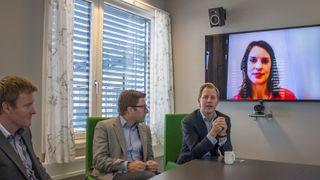 Konkurrentene priser norske Acano for deres videokonferanseløsning