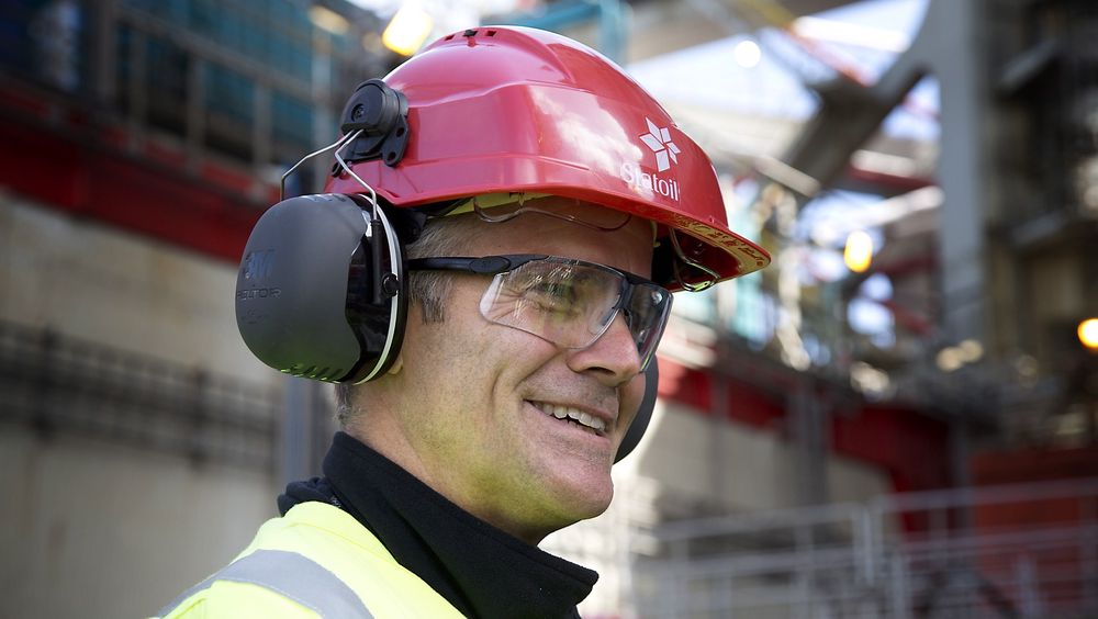 Helge Lund bytter ut Statoil med britiske BG Group.