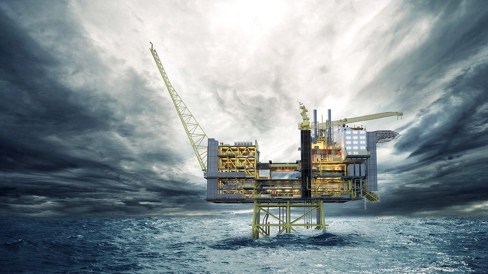 Blant oljeselskapene som fortsatt ansetter, finner vi Lundin, her representert ved Edvard Grieg-utbyggingen.