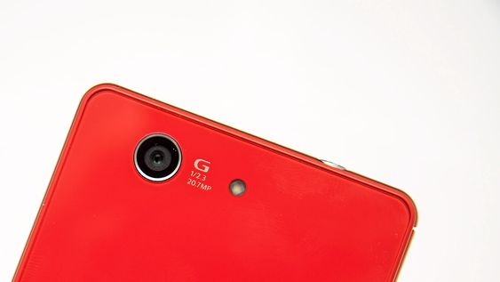 Kameraet er det samme 20,7 megapikslers som står i Z3.