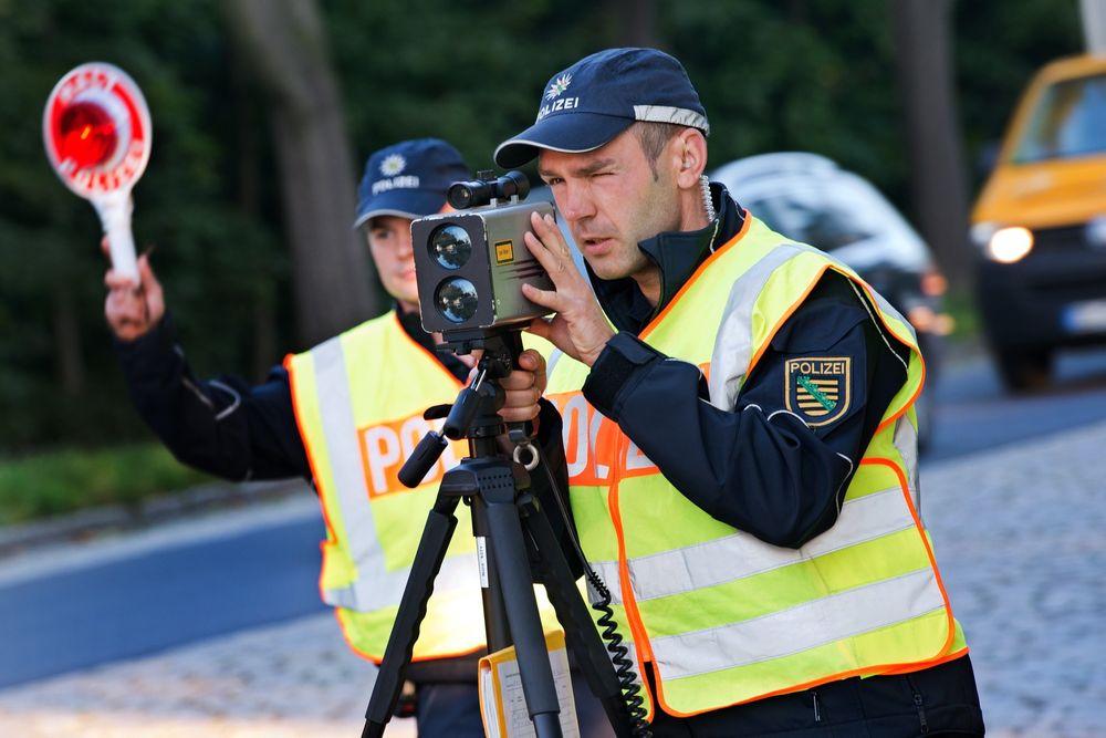 Det kan bli lettere for politiet i Dresden å sende bøter til utenlandske sjåfører dersom et nytt EU-direktiv trer i kraft.