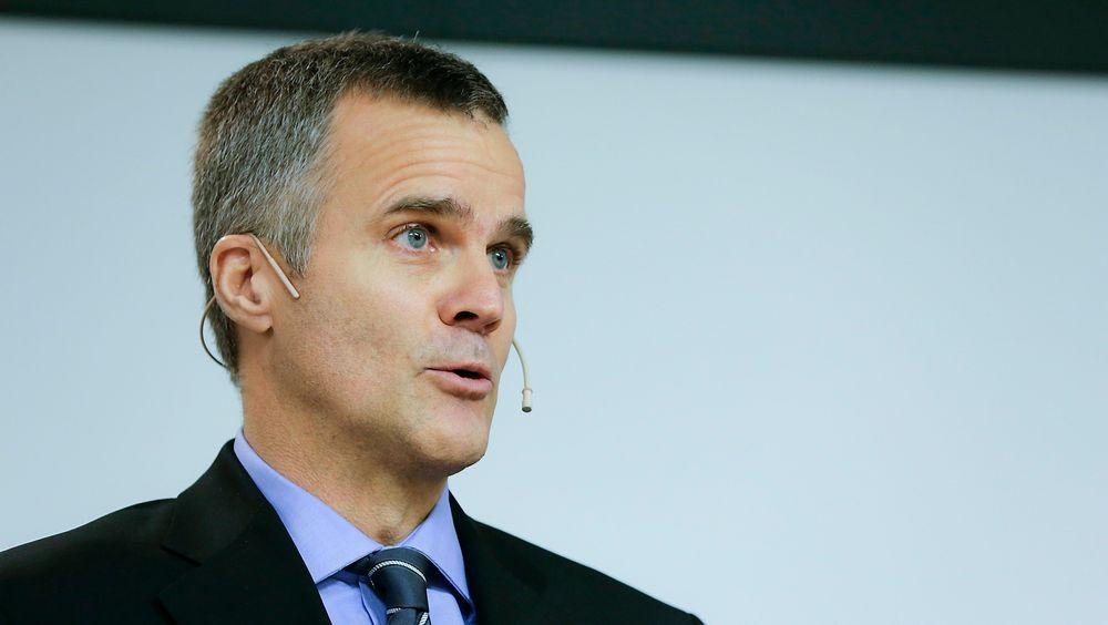 Helge Lund er på plass i BG Group, noe før opprinnelig planlagt.